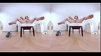 Sexy Kitana Lure feeding her hungry pussy hole enhanced xyz