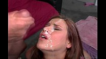 Peter North Natalie Knoxxx Huge Cumshot Facial