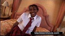 Busty black school teen fucking Hot Student Video