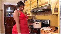 Fat Booty Ebony Lady Takes The Same BBC Twice