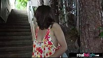(ava alba) Teen Amateur GF Bang Hard In Hot Scene video-06