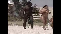nudista playa en Negro