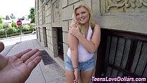 Pov teenager jizz money