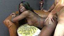 Kay Love Busts Balls And Gets Tight Ebony Pussy Fucked