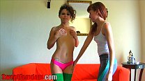 Lizzy And Bailey Humiliation FOOT FETISH TEEN FEMDOM POV
