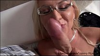 Damn hot Hungarian blonde babe Dora gets pussy fucked by Rocco