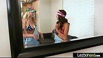 (Shae Summers & Alli Rae) Teen Lesbians Play In Hot Act movie-27