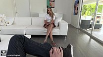 Leggy teen Liza Rowe on huge dick - Liza Rowe, Buddy Hollywood
