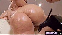 Huge Butt Girl (klara gold) Get Her Oiled Ass Deep Nailed mov-19