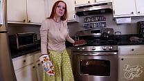 Kinky Mother Milks Son for Young Jizz POV Lady Fyre