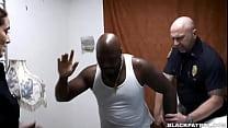 Blackpatrol - Milf Cops take down Illegal Prostitution Ring