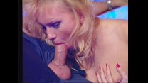 He didn't expect to see his blonde french wife , Lisa Crawford fuck in an orgy