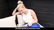 cock black big loves blonde pierced - Teensloveblackcocks