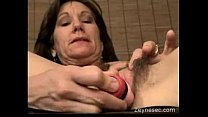 Alone Mature Tags, brunette masturbation hairypussy