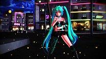 """MMD Hatsune Miku Dance & Sex 3 Guy """"Da Fuk"""""""
