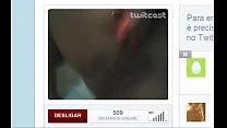 Gostosa no twitcast 12/11/2011