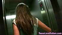 Teen facial elevator pov