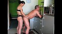 Strapon fick Küche