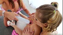 Download Jessie Volt, Chastity Lynn And Sheena Shaw, Scene #01 from Anal Acrobats - Copia