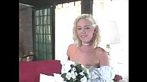 She is a hot bride