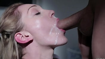 the best blow job video Watch Chanel Preston's extreme gagging session!