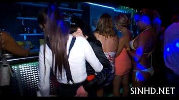 job Strip club blow