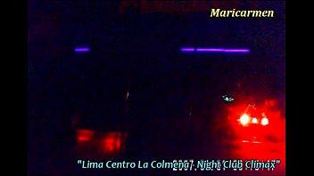 Lima centro la colmena - night club climax - maricarmen