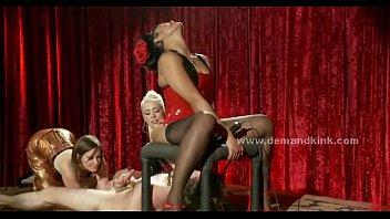 Male sex slave domination video