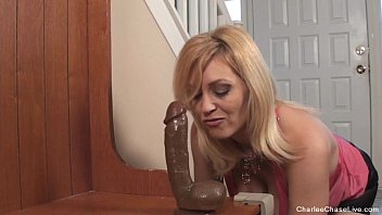 Horny hot milf charlee chase horny ..