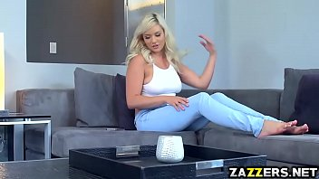 Keiran lee eats his babysitters sweet shaved pussy