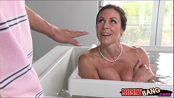 Wankz hot stepmom hooks up with stepson - 2 part 3