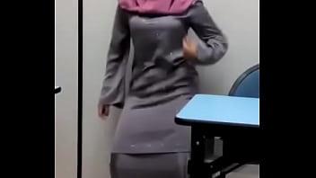 Malay Busty Hijab Nude