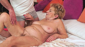 image Lusty grandma magdi amazing cock riding