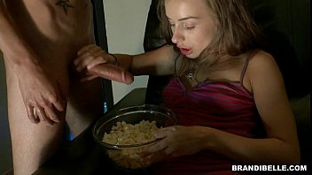 Real british sub smeared with food and fucked 3