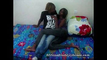 2 hot african beauties alexis and j..
