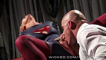 レックス・ルーサーとセックスするスーパーガール