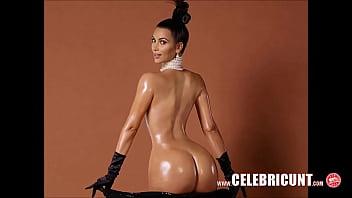 Kim kardashian gangbang