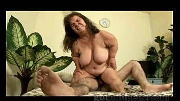Tanga porno Young man fucks mature midget