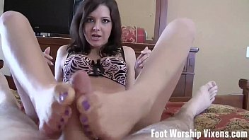 Sweetie candee licious amazing foot porn 2