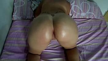 Gostosa da academia pelada na webcam