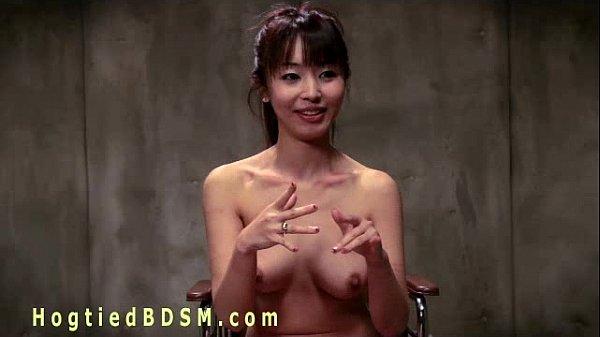 Brunette Asian Nurse In Hogtied - Xnxxcom-7766