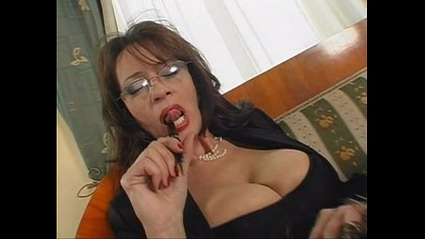 german mature secretary