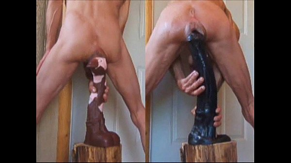 Extreme horse cock