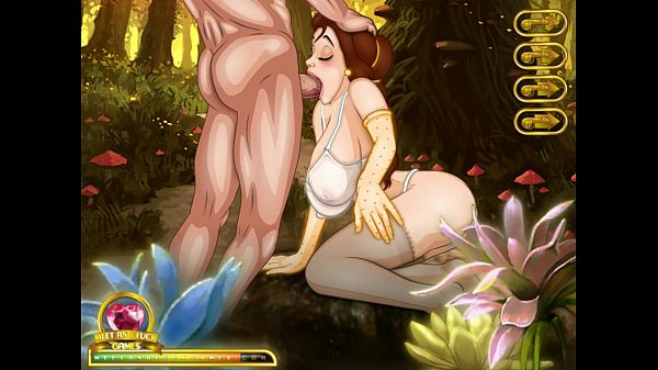 Beauty And The Beast Sex Game