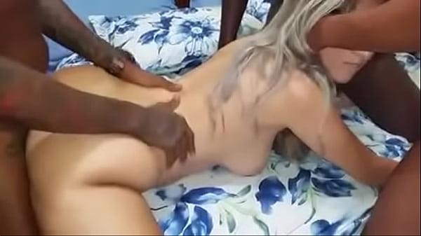 Esposa de historia de sexo grupal