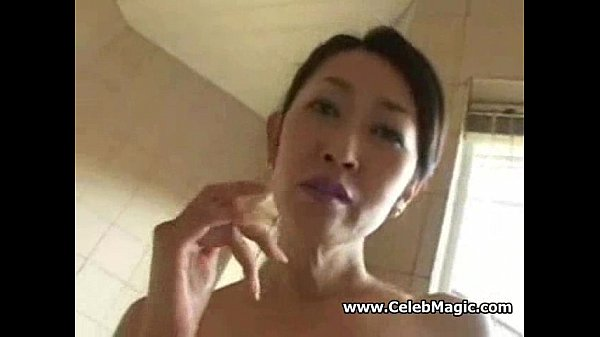 Asian mom horny