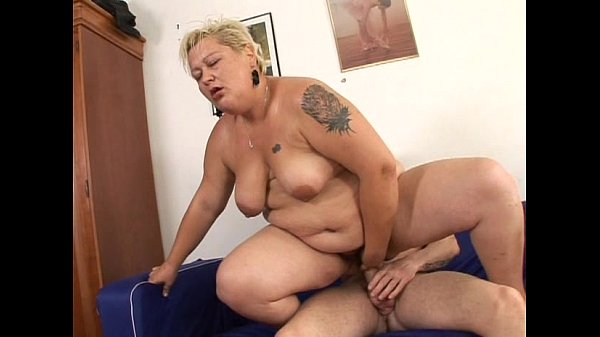 Bbw Mature A Widow Blonde Getting Young Man Making Hot Sex -2508