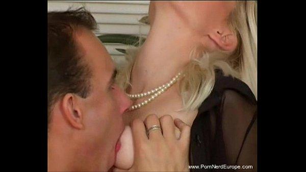 Classy Blonde European MILF Rough Sex_หนังโป๊ออนไลน์Hard Core
