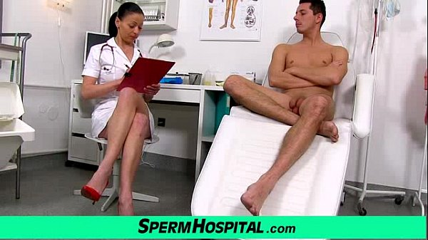 doctor sperm Woman extracting