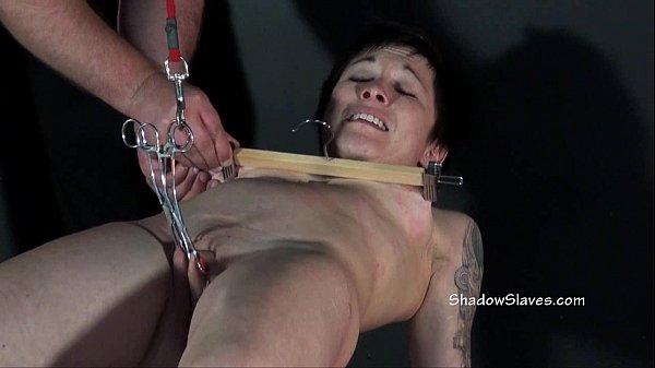 Asian Mei Maras Extreme Bdsm e formazione di una schiava-1227